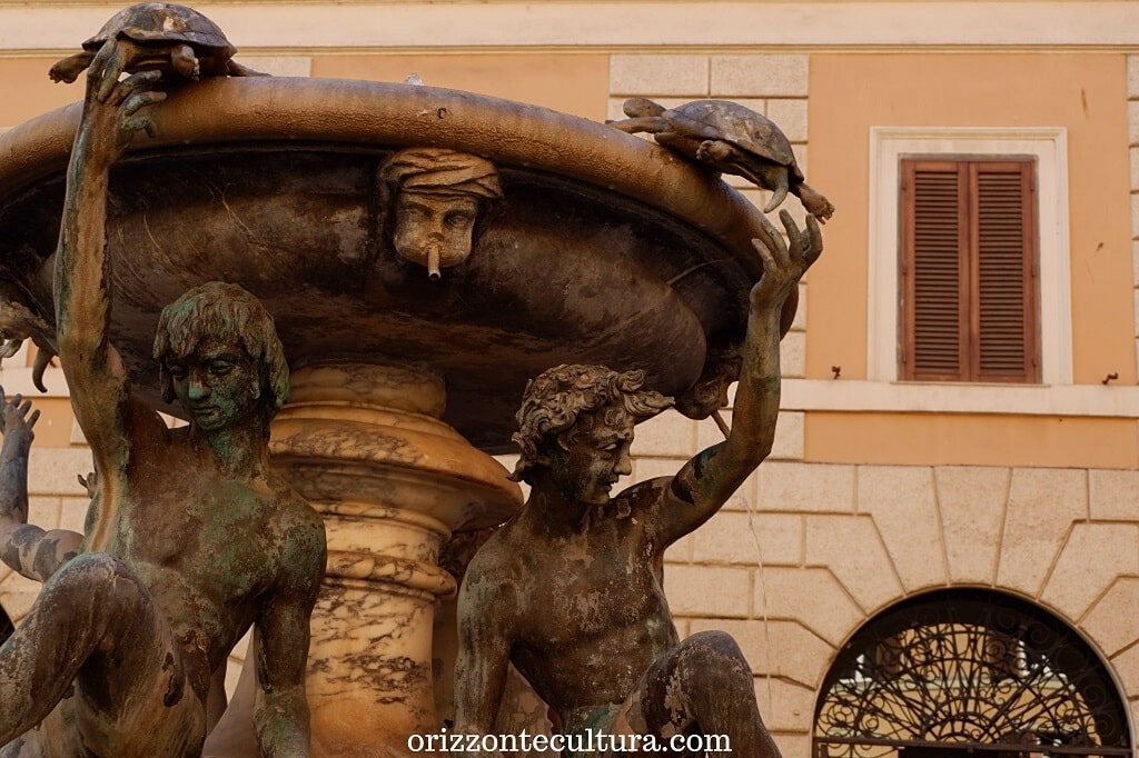 Piazza Mattei, piazze famose di Roma
