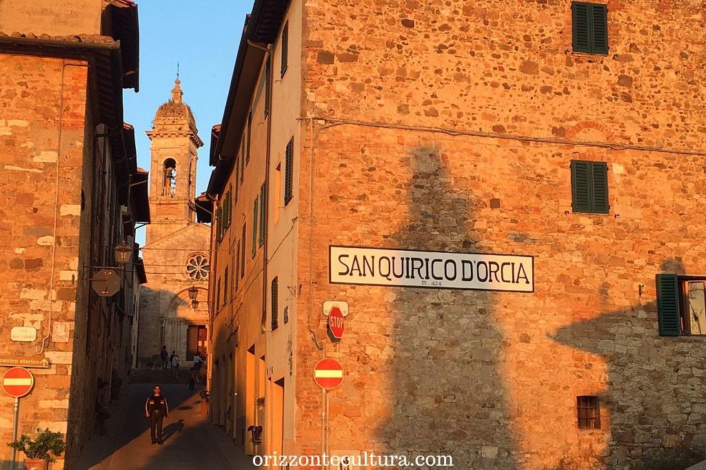 San Quirico d'Orcia, borghi più belli visitare Toscana