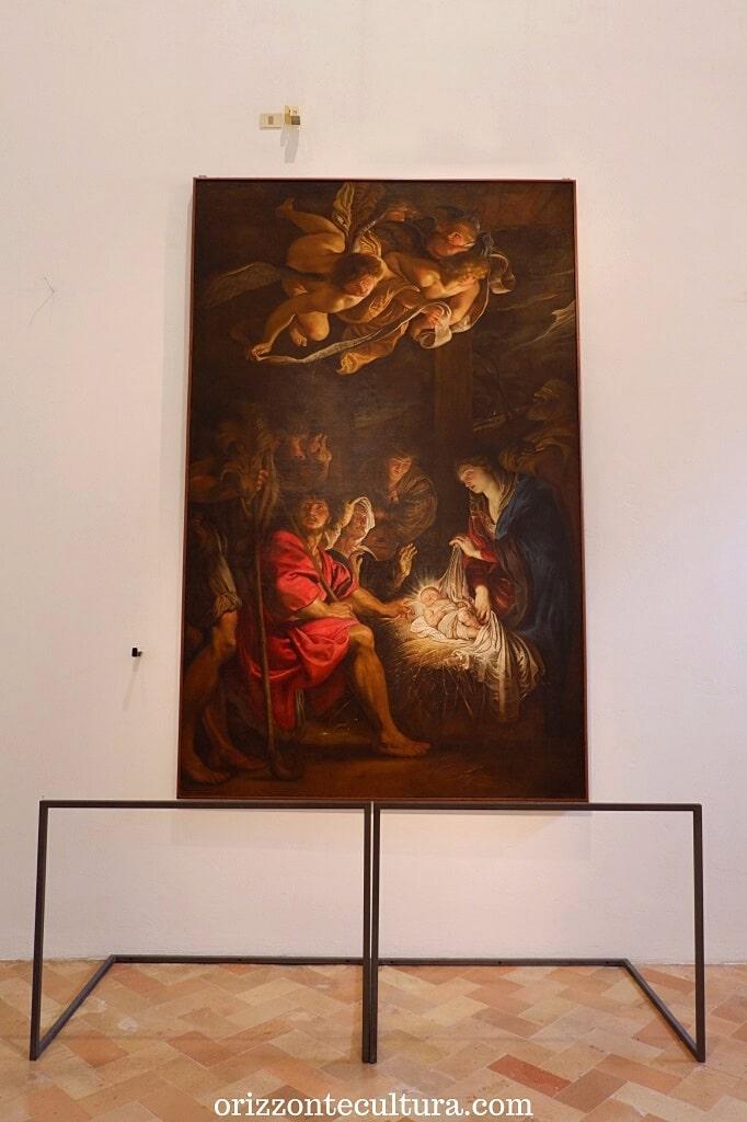Adorazione dei Pastori di Rubens