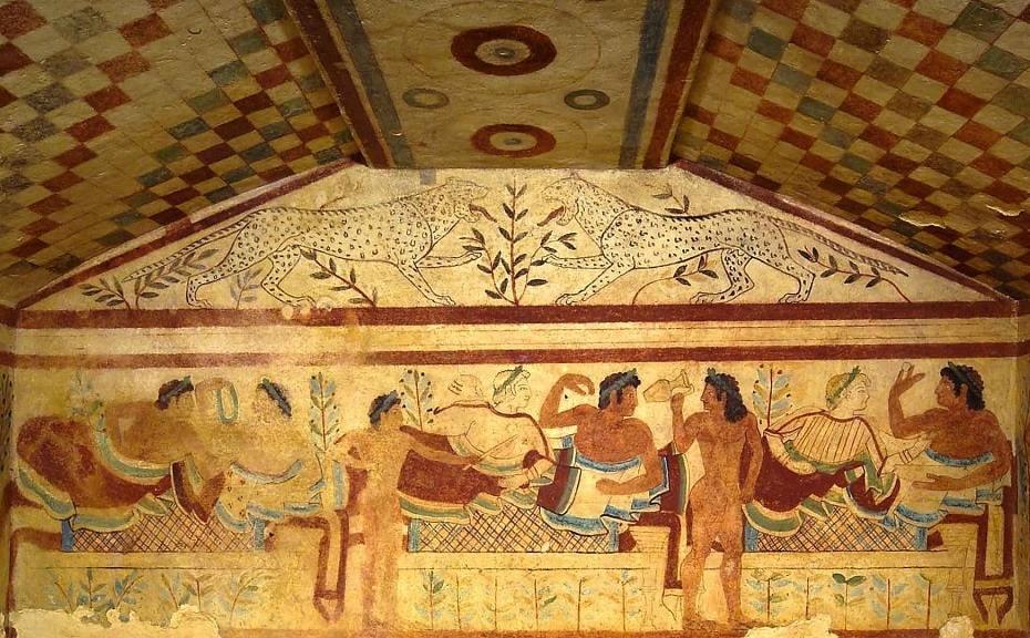 La Necropoli di Tarquinia cosa visitare