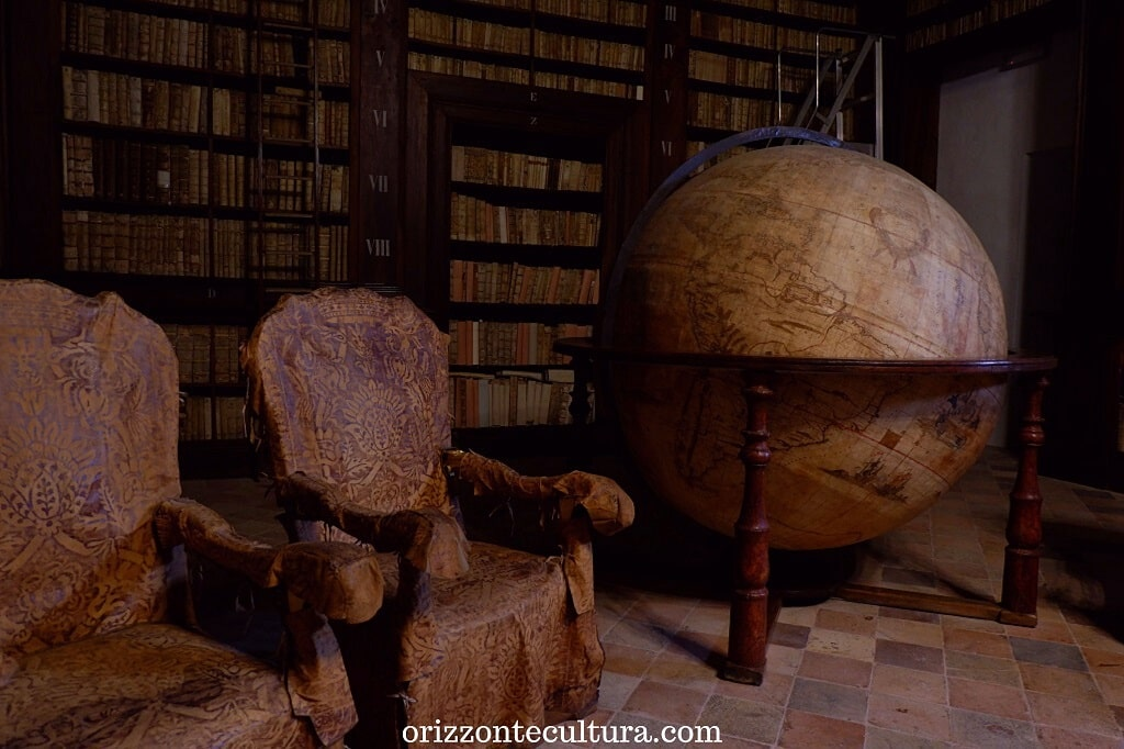 Sala del Mappamondo, Palazzo dei Priori di Fermo, Fermo in un giorno