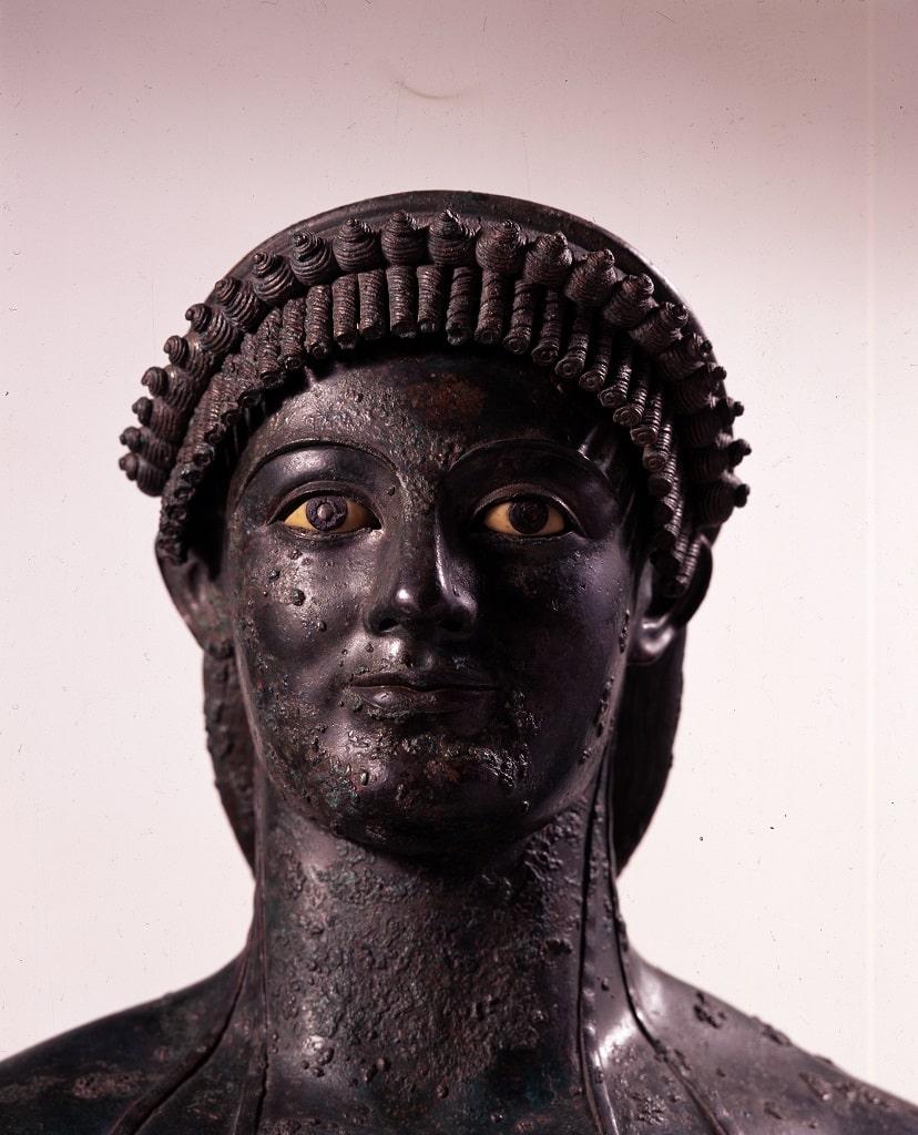 Statua di Apollo lampadoforo, Tota Italia alle origini di una Nazione