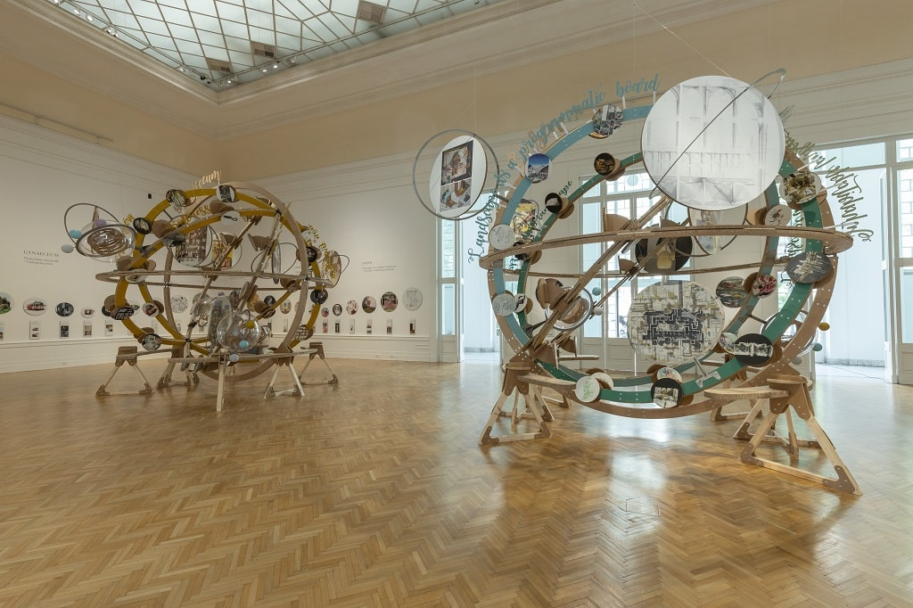 Galleria Nazionale d'Arte Moderna e Contemporanea mostra Cosmowomen