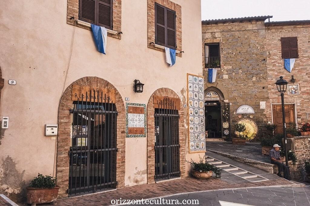 Deruta, quali borghi vedere in Umbria