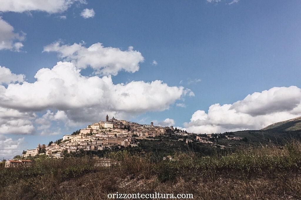 Trevi, borghi più belli da vedere in Umbria