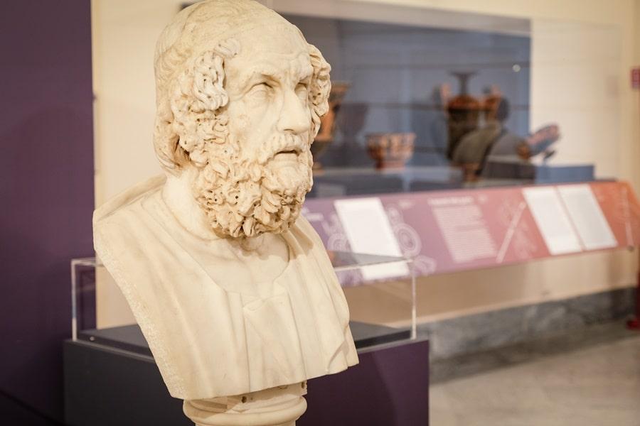Omero, Iliade, Le opere die MANN nelle pagine di Alessandro Baricco