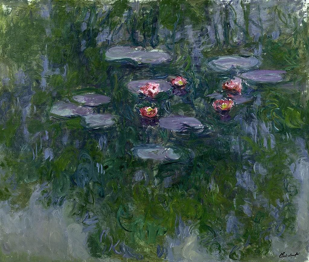 Claude Monet, Nymphéas, Mostre da vedere in autunno 2021
