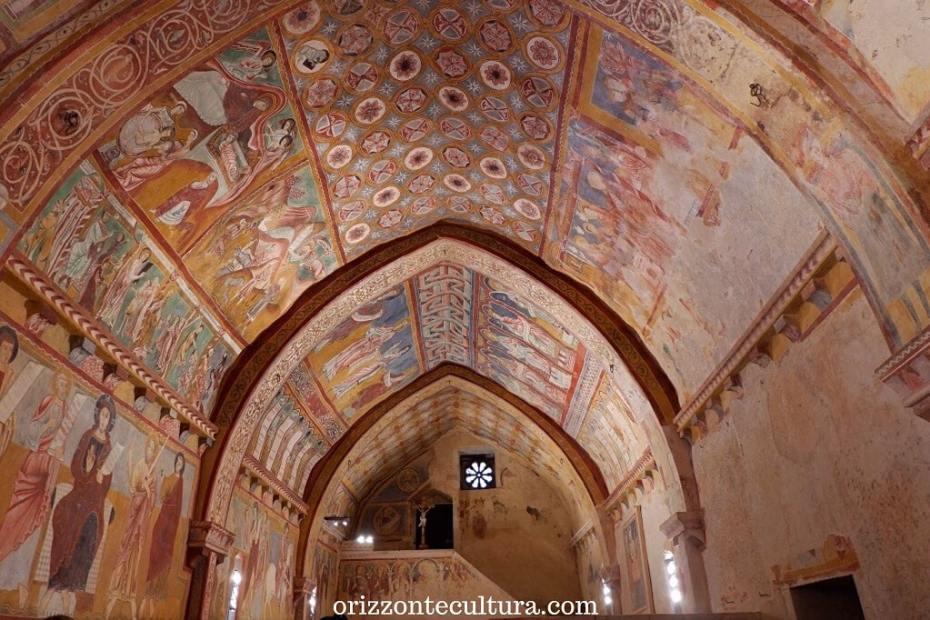 A Bominaco per scoprire la Cappella Sistina d'Abruzzo