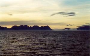 Isole Lofoten, foto di Patrick Colgan, 2001