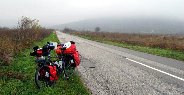 Verso il confine bosniaco
