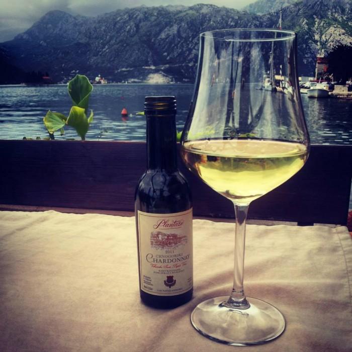 Chardonnay montenegrino