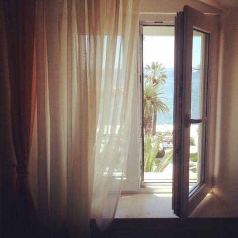 Villa Kastel Split, vista mare