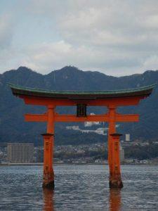 Santuario di Itsukushima a Miyajima