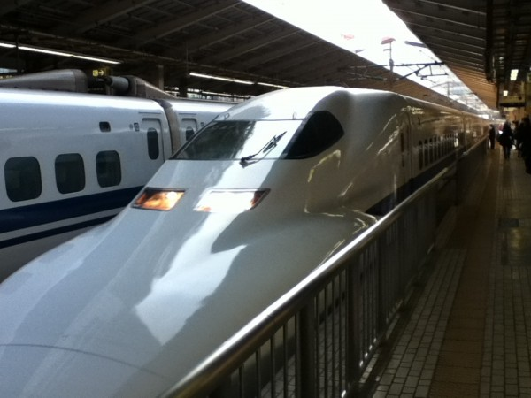 A guide to the Japan Rail Pass: the Shinkansen