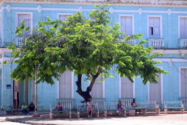 Un pomeriggio a Remedios, Cuba
