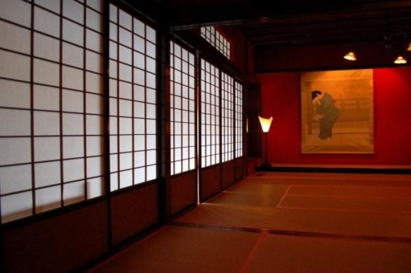 Kanazawa: casa da tè a Higashi Chaya