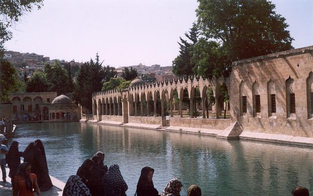 Viaggio a Urfa: il Giardino del Golbasi