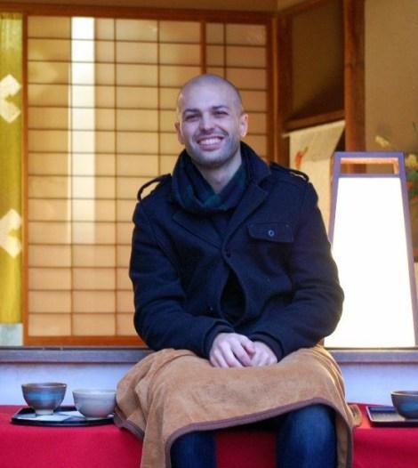 il vostro blogger in Giappone