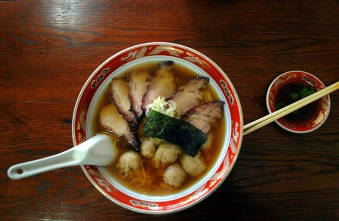 ramen a Tokyo: Katsuya