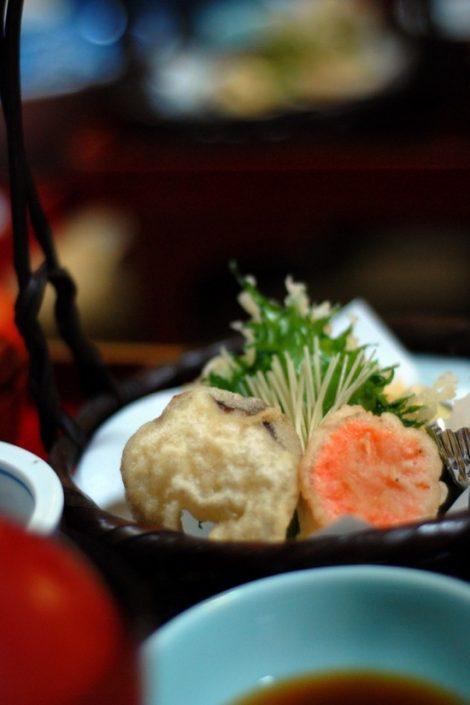 Viaggio al monte Koya: la cena al tempio
