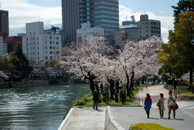 Hiroshima, il parco della Pace