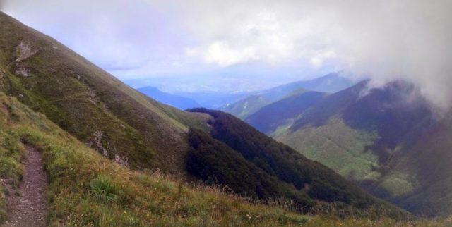 sul Monte Gennaio