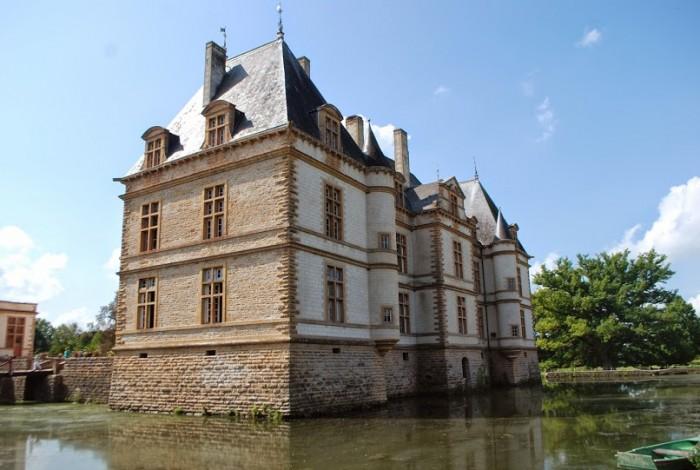 Visitare il Maconnais: il castello di Cormatin