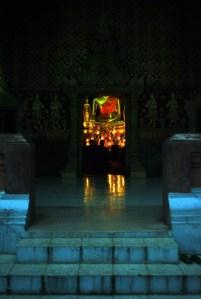 Luang Prabang, prayer
