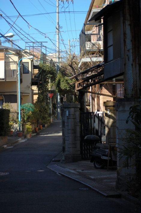 Le viuzze di Kagurazaka , Tokyo