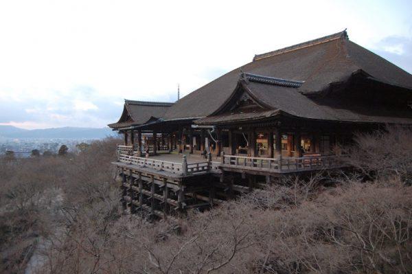 Kyoto in tre giorni: il Kiyomizudera è imperdibile