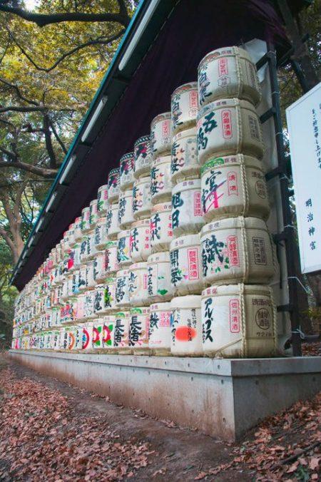 Meiji jingu, Tokyo (foto di Patrick Colgan, 2011)