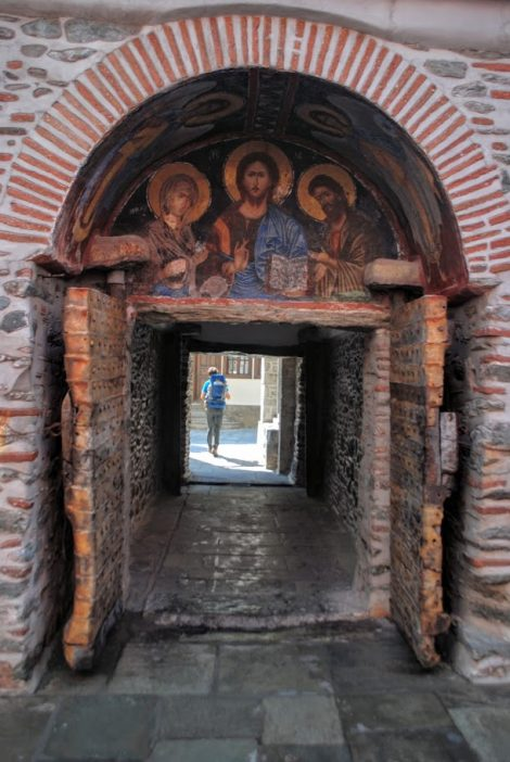 Il monastero di Dionysiou