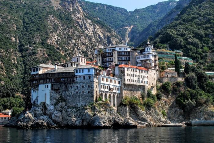 Viaggio al monte Athos: Il monastero di Gregoriou