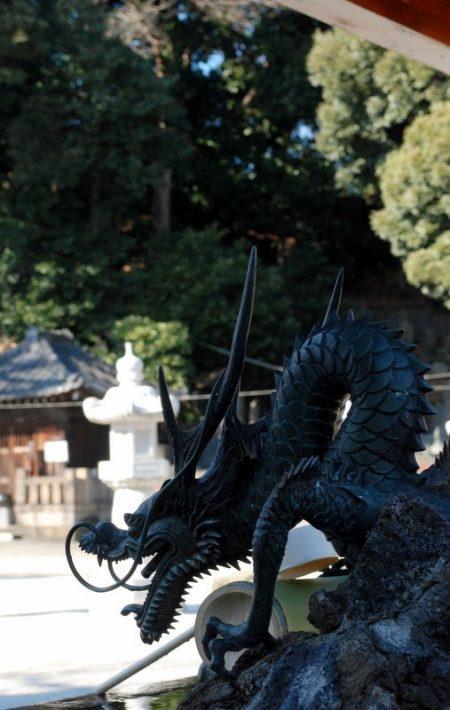Ryusenji, Meguro (foto di Patrick Colgan, 2014)