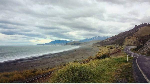 Guidare in Nuova Zelanda: la strada per Kaikoura
