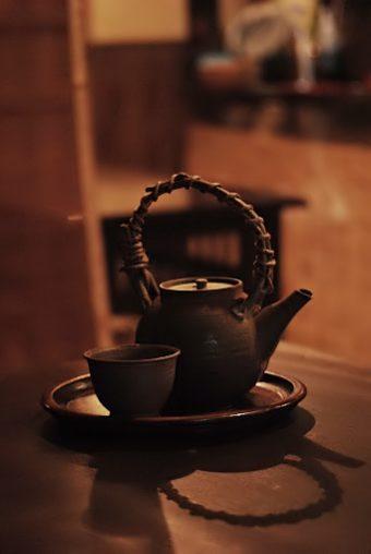 Tornare negli stessi posti: un tè a Kyoto (