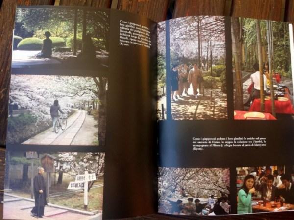 Il libro contiene molte belle foto di Maraini