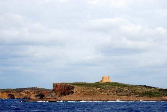 L'isola di Comino, Malta
