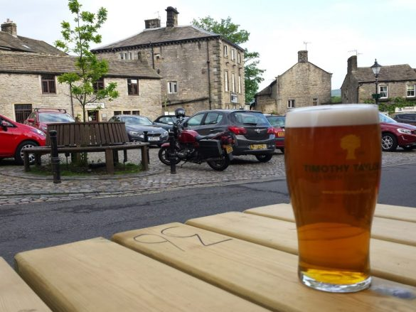 Una birra a Grassington