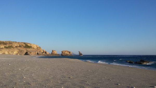 Spiagge di Creta: Triopetra e le tre rocce che le danno il nome