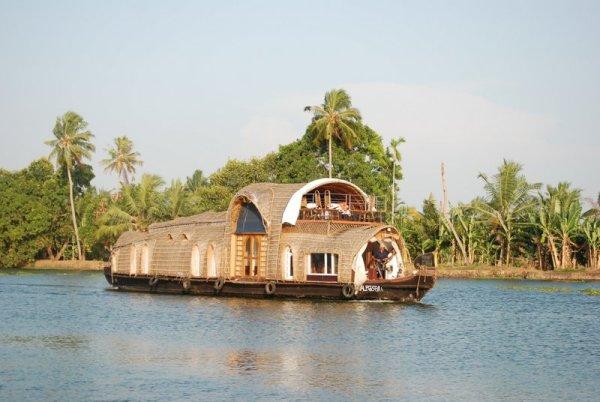 Crociera in Houseboat nel Kerala