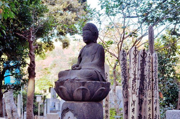 Il cimitero di Yanaka