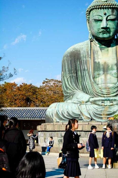 Cosa vedere a Kamakura? Il Grande Buddha
