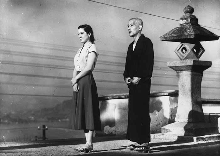 Viaggio a tokyo, di Ozu