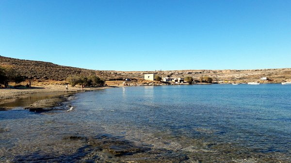 Platis Gyalos, Serifos