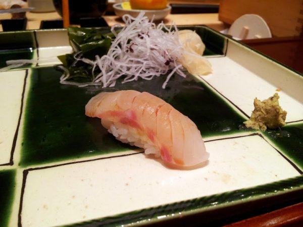 Sushi da Ginza Kyubey (Foto di Patrick Colgan)