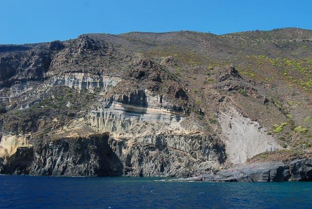 La Balata dei turchi, Pantelleria