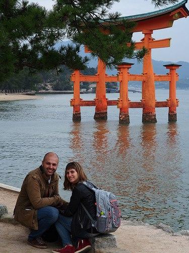 In visita a Miyajima