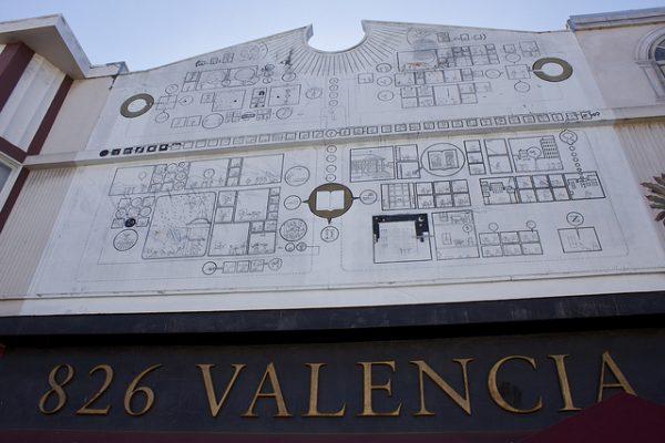826 Valencia, Pirate Shop e Writing Center