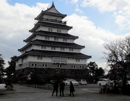 Il castello di Shimabara